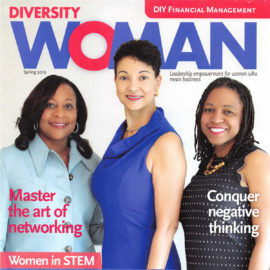 Laurie Fried from Lumina Financial Consultants featured in Diversity Woman magazine!