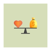 Balancing Love and Money