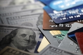 U.S. Credit-Card Debt Levels See Record Drop in 2020